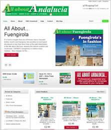Andalucia Insider Travel Guides